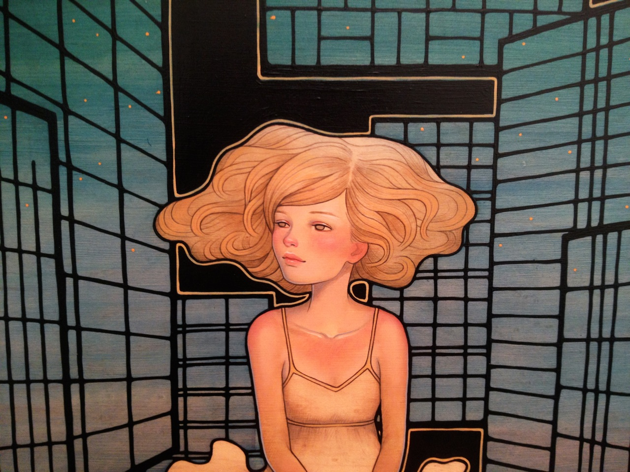 Audrey Kawasaki Levine Midnight AM 4