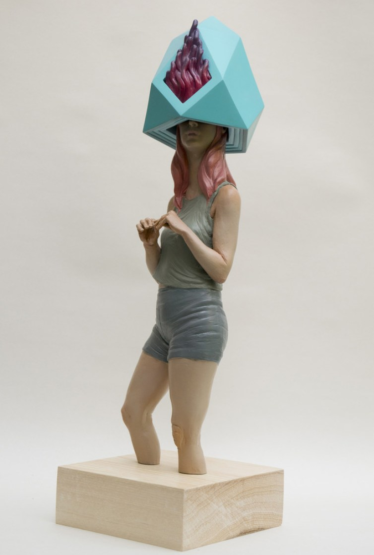 Esculturas futuristas