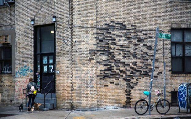 Fossil-3-698x435 Streets: Pejac – (New York) – Part II Random