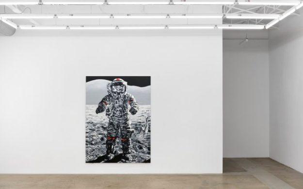 "Install_1-1-698x435 Showing: Michael Kagan – ""We Have Felt The Ground Shake"" @ Bill Brady Gallery Random"