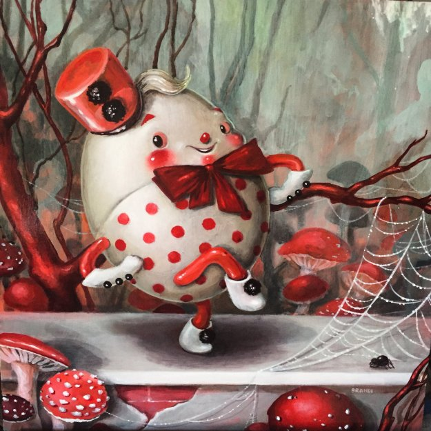 "42194308_2099025503476935_8536165196341706752_o Previews: ""Hi-Fructose Presents: The Art of The Mushroom"" @ Compound Gallery Random"