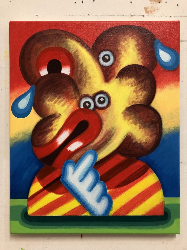 "Peter-Schenck2 Previews: ""Universes"" @ Tales Of Art Gallery Random"