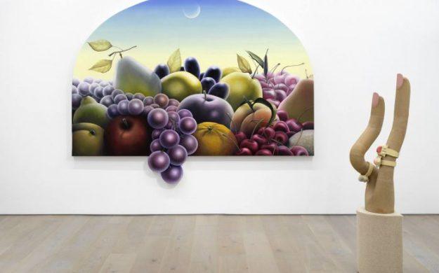 "45329604_10156796576206449_4650782062045822976_o-698x435 Showing: Emily Mae Smith & Genesis Belanger – ""A Strange Relative"" @ Perrotin Gallery (New York) Random"