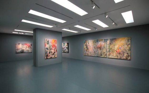 "01-NaturesSubconsciousProjections_EchosOfImpressions-698x435 Recap: José Parlá – ""Echo of Impressions"" @ Ben Brown Fine Arts (London) Random"