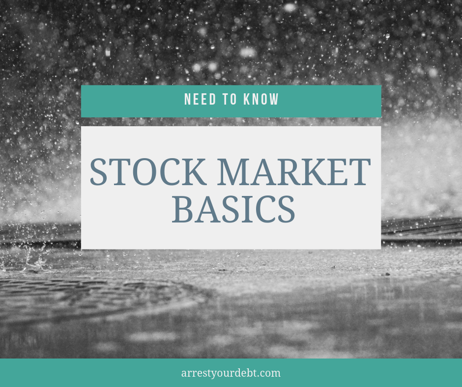 Check out these need to know stock market basics!