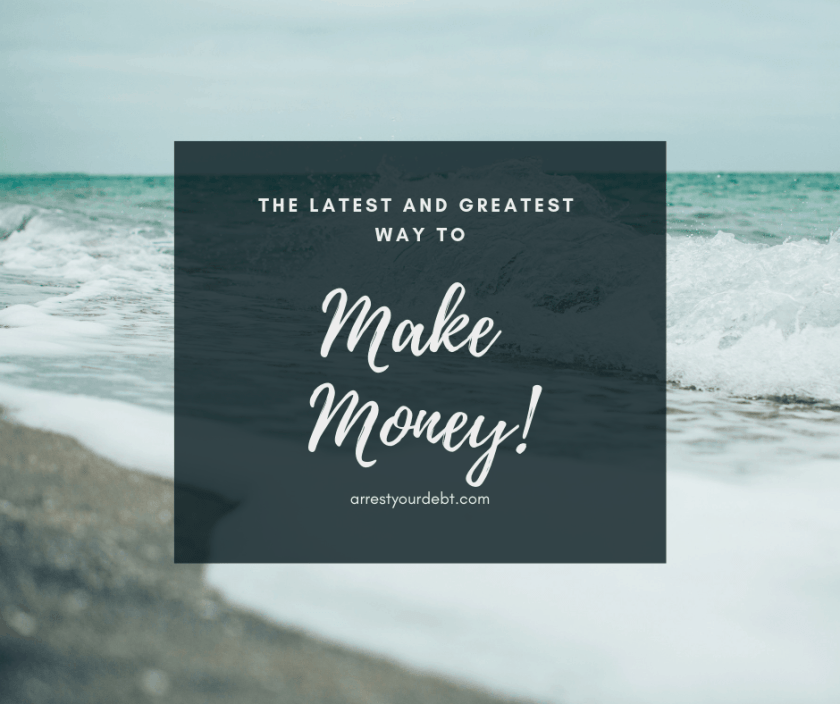 Want to make a bunch of extra money online? Find out the latest and greatest way today!