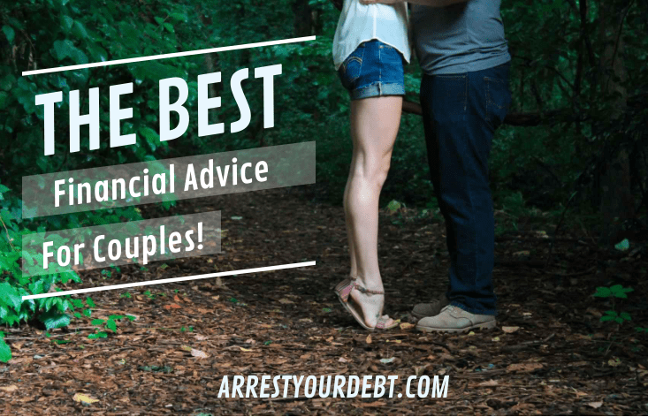 Find out the best way to get your partner on the same page with money!