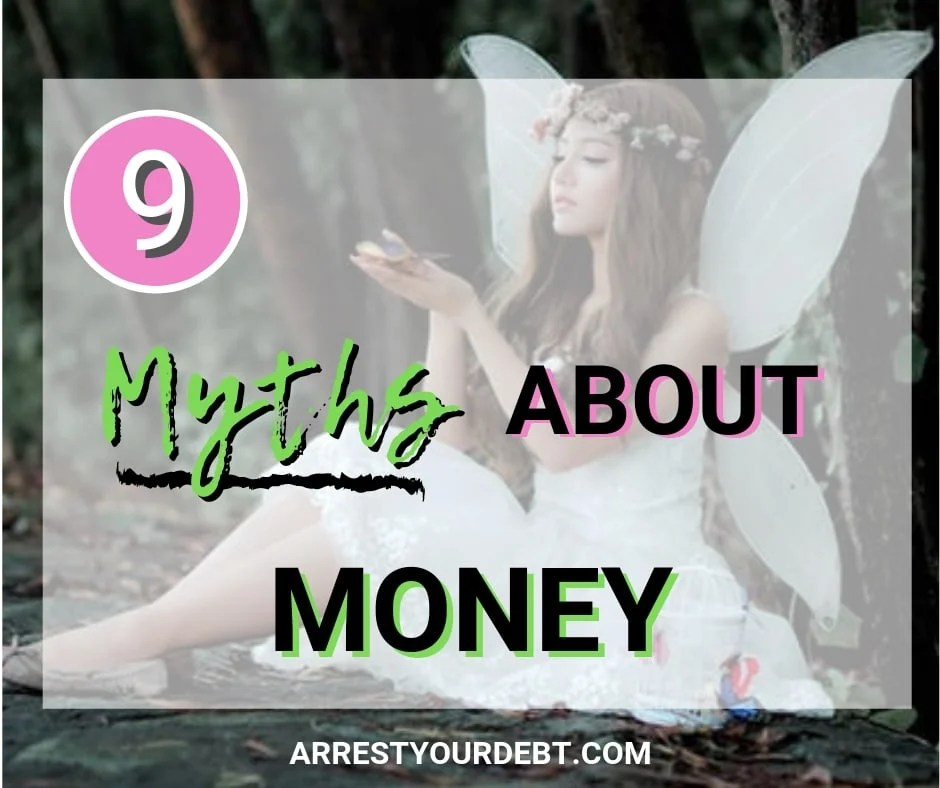 9 Myths about money