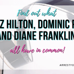 find out what perez hilton, dominic pace, and diane franklin all have in common!