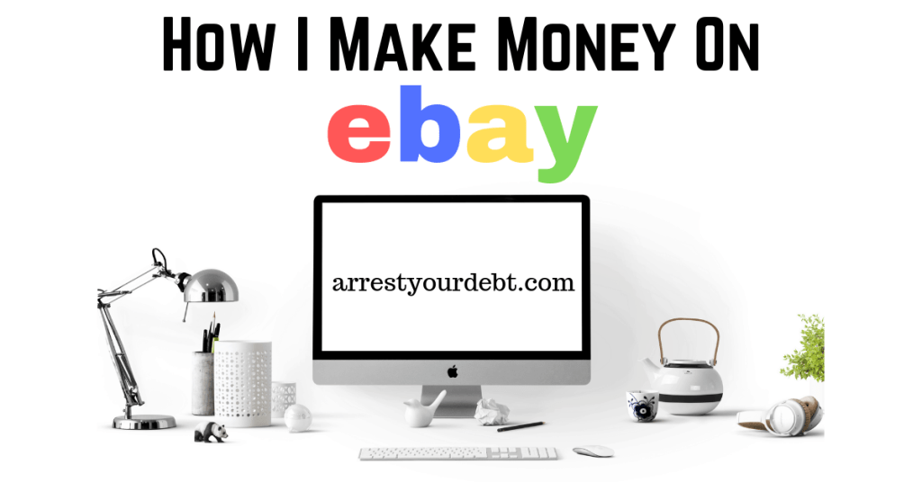 how I make money on ebay
