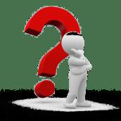 question mark define a habit