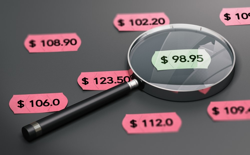 choosing the right price magnifying glass