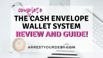 The Cash Envelope Wallet system review and guide!