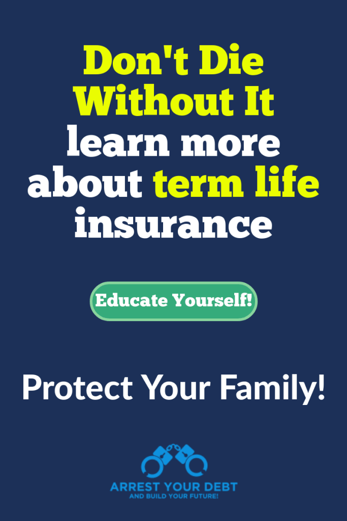 We were deep in debt and didn't even think about life insurance. With how much our credit card bills were, I didn't want to think about adding another bill. I was surprised to learn how cheap term life insurance was and how important it was! I can't believe I went all those years without it. Had I died without the insurance, my family would have been in a terrible situation. I recommend you check out this article before it's too late! #debt #money #personalfinance #insurance #lifeinsurance
