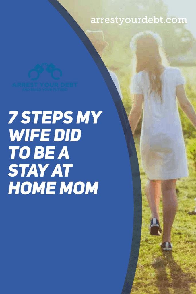 My wife and I made the tough decision to do everything we could to keep her at home with the kids. Living off one income has been hard but we have been able to do it for the past 10 years! Find out how we did it and how you can too! #parents #kids #money #stayathome #stayathomemom