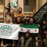 syrie - Goupes terroristes