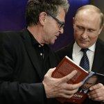 poutine - Hubert Seipel   En savoir plus: https://fr.sputniknews.com/international/201606071025642915-poutine-seipel-livre-forum/ photo sputnik