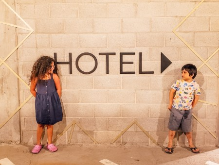Family Staycation Series- The Sawyer Hotel