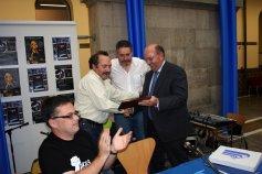 Imáxenes Arribada 2008: Homenaxe a Luciano Castañón (18-09-08)