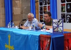 ARRIBADA 2009. Día 23 de setiembre. Presentación de la obra de teatru 'Terapia' d'Adolfo Camilo Díaz