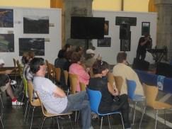 ARRIBADA 2009. Día 29 de setiembre. Presentación de 'Discursos llingüísticos y movimientu obreru na Asturies decimonónica' de Rafael Rdez. Valdés