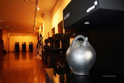 >ARRIBADA 2010 (20 de setiembre): Esposición didáctiva 'Alfarería Negra de Miranda'
