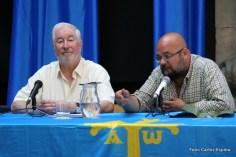 Kenneth David Pettit y Alberto Álvarez Peña