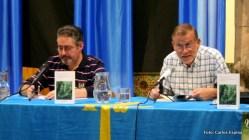 Humberto Gonzali y Xuan Xosé Sánchez Vicente