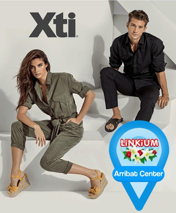 Models chez Xti homme et femme en image