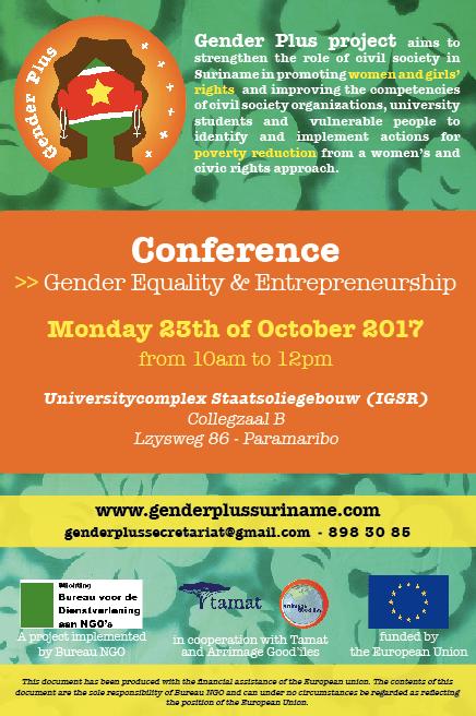 Gender plus: Interviews des bénéficiaires d'ateliers sur le genre et l'entreprenariat au Suriname