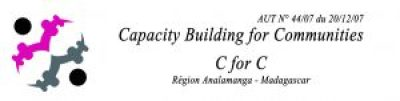 Logo de C for C - Capacity Building for Communities