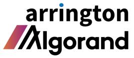 Arrington Algorand logo