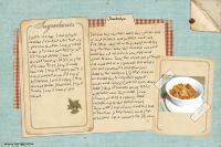 Recipe Card Jambalaya