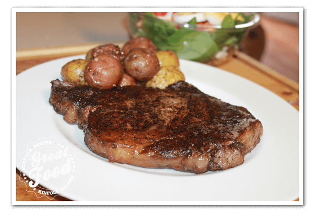 Perfect Pan Fried Steak