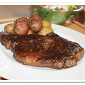 Perfect Pan Fried Steak