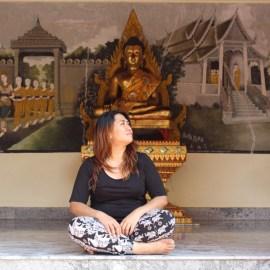 Temple Buddha in Thailand