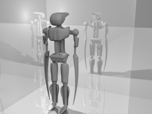robot reflect
