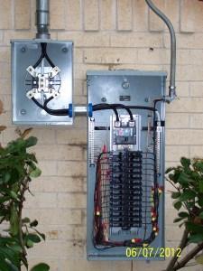 New 200 Amp Service Upgrade