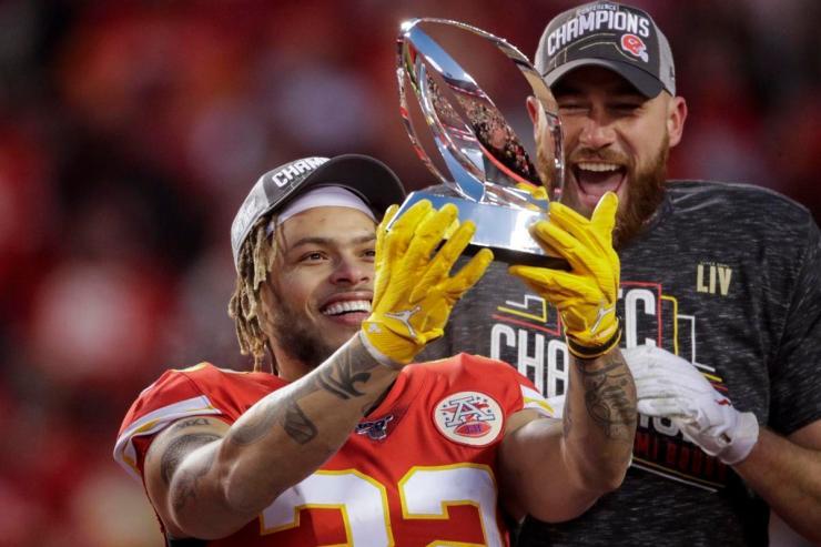 Chiefs SB D review