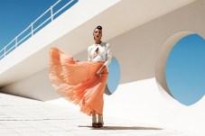 Kass Dea for Gaschette Magazine: Perfect 10