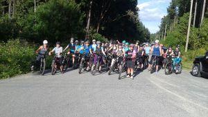 Ladies Trail Ride @ Various Locations