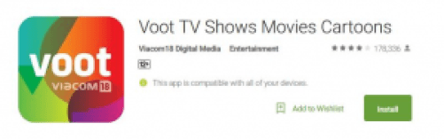 voot app download