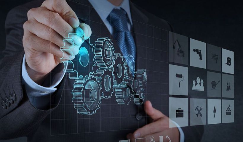 Bussiness Automation Software Technology