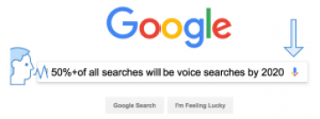 google search voice