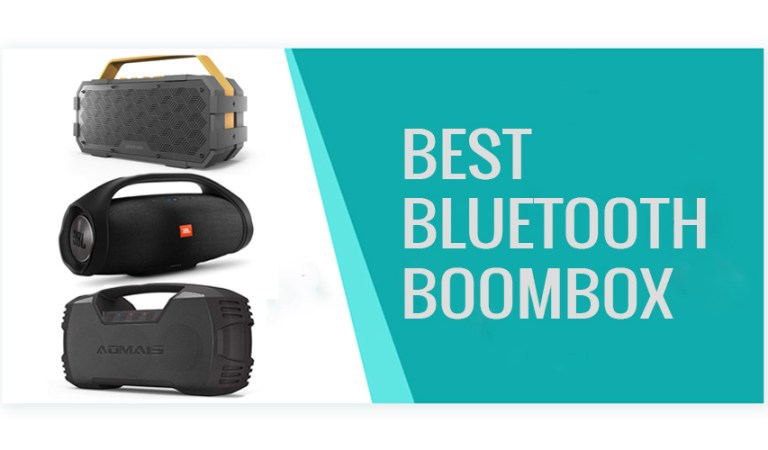 Best Boomboxes Review in 2020