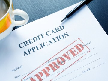 Requirements For A Credit Card Application