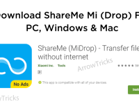 ShareMe Mi drop for pc