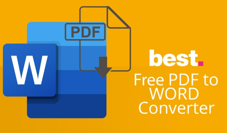 How to Convert a PDF file to Word document on MAC?