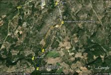 Camino de acceso- arroyoriquejo-Charco