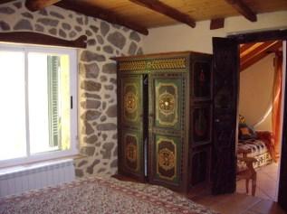 Dormitorio del apartamento para pareja